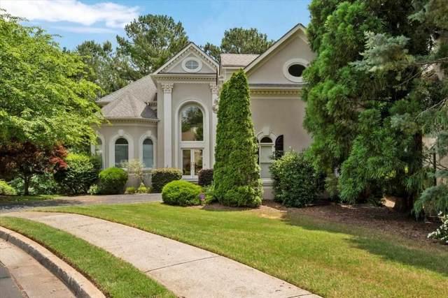 1225 Greatwood Manor, Alpharetta, GA 30005 (MLS #6892886) :: North Atlanta Home Team