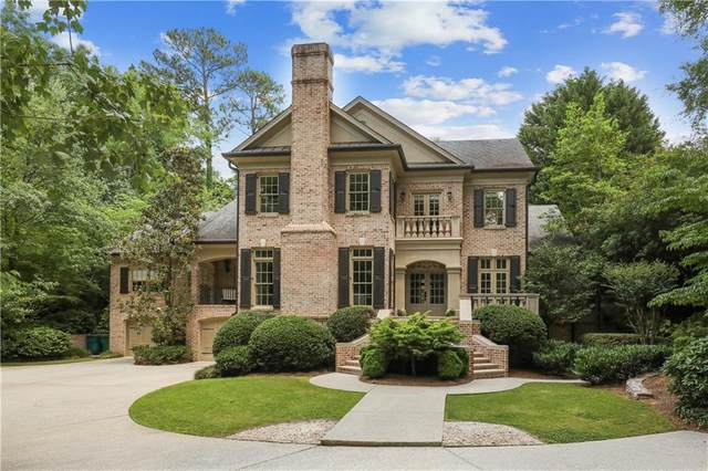 4917 Rebel Trail, Atlanta, GA 30327 (MLS #6892890) :: Virtual Properties Realty