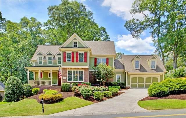 192 Chicopee Drive NE, Marietta, GA 30060 (MLS #6892897) :: Oliver & Associates Realty