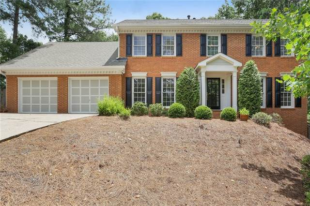 8025 Meadowsweet Trace, Roswell, GA 30076 (MLS #6892966) :: The Gurley Team
