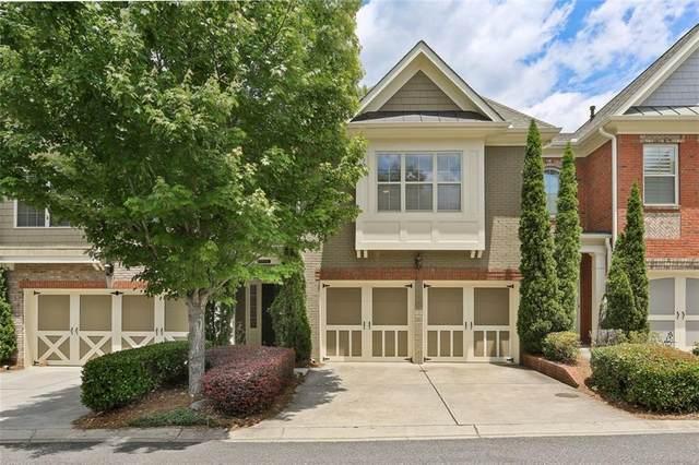 7720 Glisten Avenue #295, Atlanta, GA 30328 (MLS #6893023) :: Path & Post Real Estate