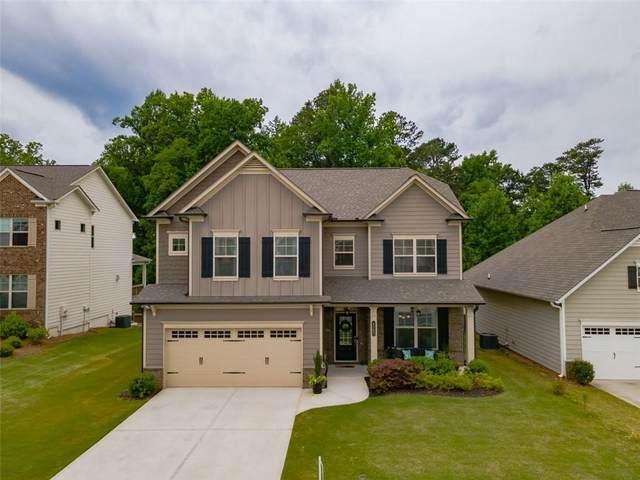 4562 Big Rock Ridge Trail SW, Gainesville, GA 30504 (MLS #6893025) :: Path & Post Real Estate