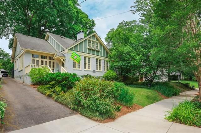 1160 Orme Circle NE, Atlanta, GA 30306 (MLS #6893076) :: Path & Post Real Estate