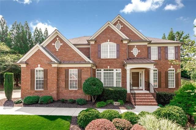 5235 Harbury Lane, Suwanee, GA 30024 (MLS #6893080) :: Charlie Ballard Real Estate