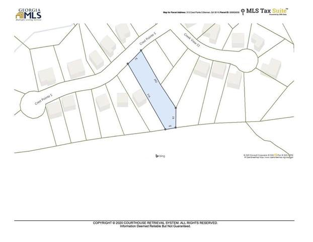 313 Crest Pointe S, Bremen, GA 30110 (MLS #6893081) :: Oliver & Associates Realty