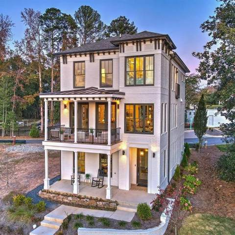 100 Villa Magnolia Lane, Alpharetta, GA 30009 (MLS #6893121) :: Path & Post Real Estate