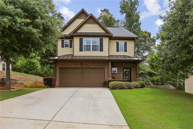 847 Williams View Court, Norcross, GA 30093 (MLS #6893125) :: The Huffaker Group