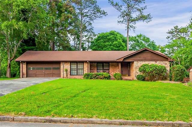 3266 Hidden Forest Drive, Snellville, GA 30078 (MLS #6893135) :: North Atlanta Home Team