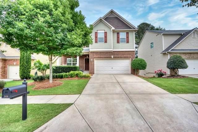 309 Hamilton Way, Canton, GA 30115 (MLS #6893140) :: North Atlanta Home Team
