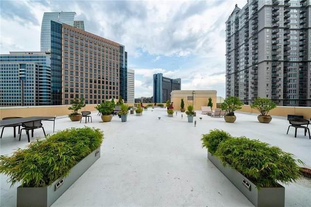1101 Juniper Street NE #104, Atlanta, GA 30309 (MLS #6893172) :: Path & Post Real Estate