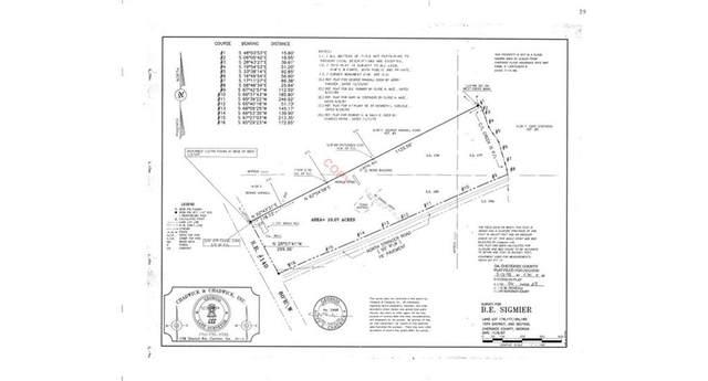 229 N Stringer Road, Canton, GA 30115 (MLS #6893182) :: Atlanta Communities Real Estate Brokerage