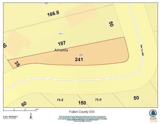 1070 Ada Avenue NW, Atlanta, GA 30318 (MLS #6893265) :: 515 Life Real Estate Company