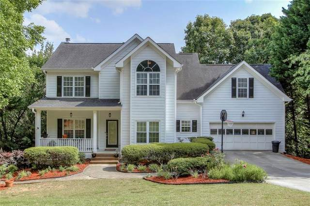 420 Georgian Hills Drive, Lawrenceville, GA 30045 (MLS #6893271) :: Rock River Realty