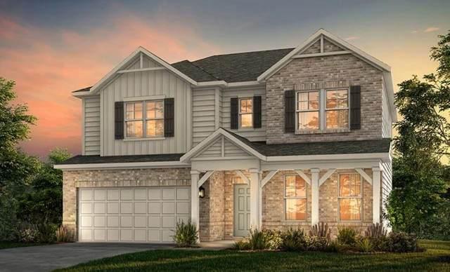 3318 Hidden Valley Circle, Lawrenceville, GA 30044 (MLS #6893287) :: North Atlanta Home Team