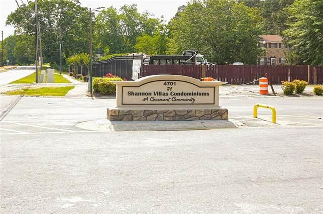 4701 Flat Shoals Road 13A, Union City, GA 30291 (MLS #6893298) :: Path & Post Real Estate