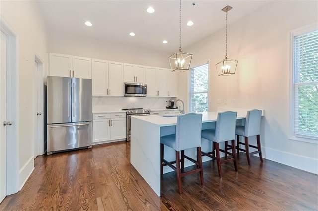 745 Fountainhead Lane NE #117, Atlanta, GA 30324 (MLS #6893316) :: Kennesaw Life Real Estate