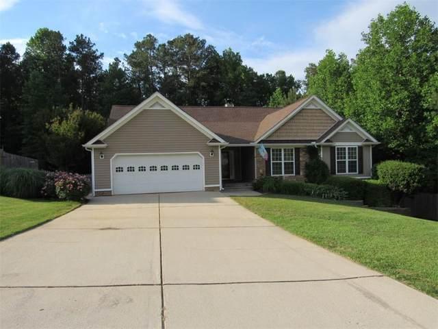 350 Cooper Creek Drive, Dallas, GA 30157 (MLS #6893361) :: Kennesaw Life Real Estate