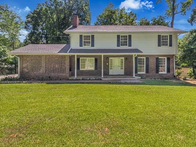 1595 Loch Lomond, Atlanta, GA 30331 (MLS #6893415) :: North Atlanta Home Team