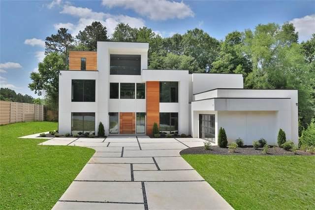 645 NW Northway Lane, Atlanta, GA 30342 (MLS #6893425) :: North Atlanta Home Team
