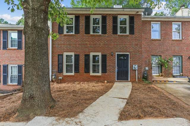 256 Timber Creek Lane SW #256, Marietta, GA 30060 (MLS #6893438) :: North Atlanta Home Team