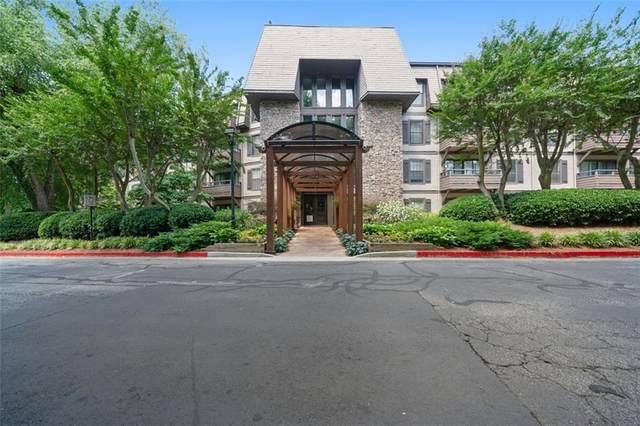 1314 Highland Bluff Drive SE, Atlanta, GA 30339 (MLS #6893445) :: Path & Post Real Estate