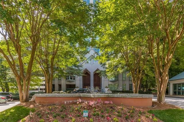 2870 Pharr Court South NW #1109, Atlanta, GA 30305 (MLS #6893506) :: North Atlanta Home Team