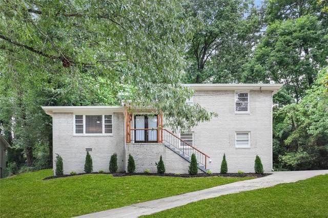 504 Larchmont Circle NW, Atlanta, GA 30318 (MLS #6893522) :: Good Living Real Estate