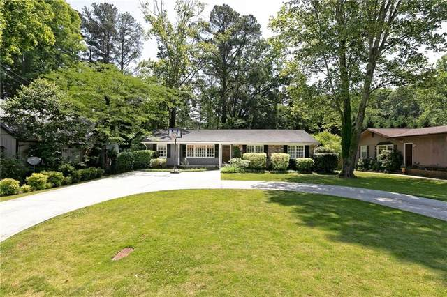 169 Brookwood Drive SW, Marietta, GA 30064 (MLS #6893551) :: North Atlanta Home Team