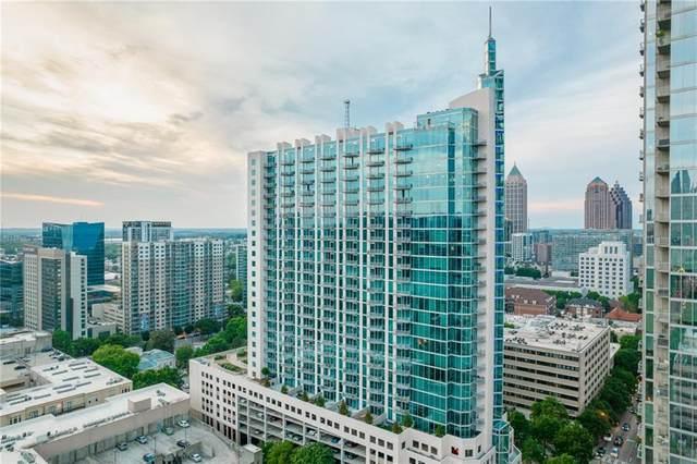 860 Peachtree Street NE #2802, Atlanta, GA 30308 (MLS #6893562) :: Rock River Realty