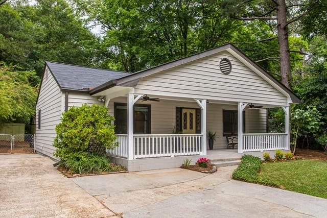 818 Medlock Road, Decatur, GA 30033 (MLS #6893576) :: North Atlanta Home Team