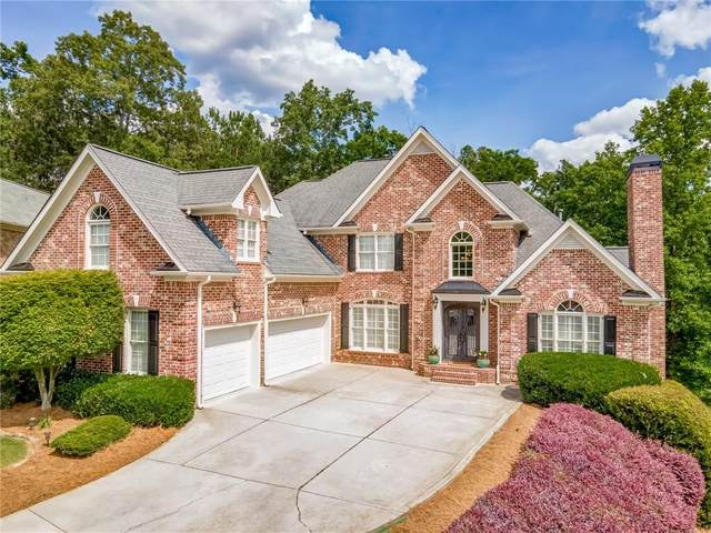 2100 Enclave Mill Drive, Dacula, GA 30019 (MLS #6893585) :: North Atlanta Home Team