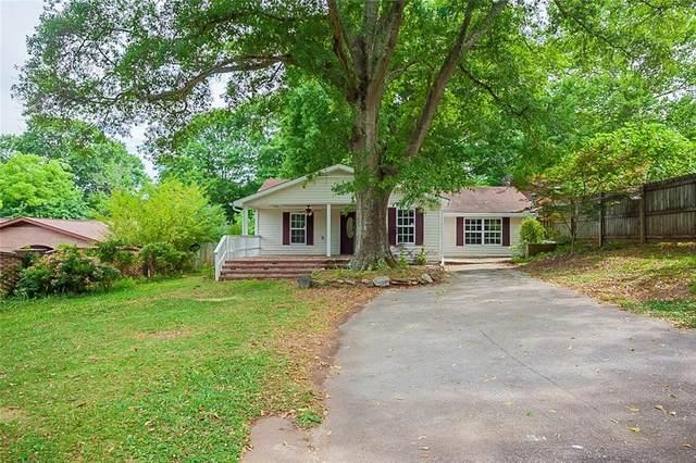 137 Oglesby Bridge Road SE, Conyers, GA 30094 (MLS #6893590) :: North Atlanta Home Team