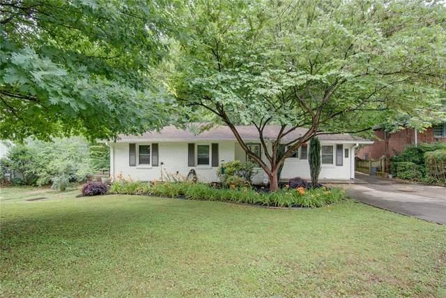 1601 Van Epps Street SE, Atlanta, GA 30316 (MLS #6893629) :: Dillard and Company Realty Group