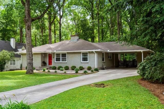 438 Hilderbrand Drive, Atlanta, GA 30328 (MLS #6893632) :: Path & Post Real Estate