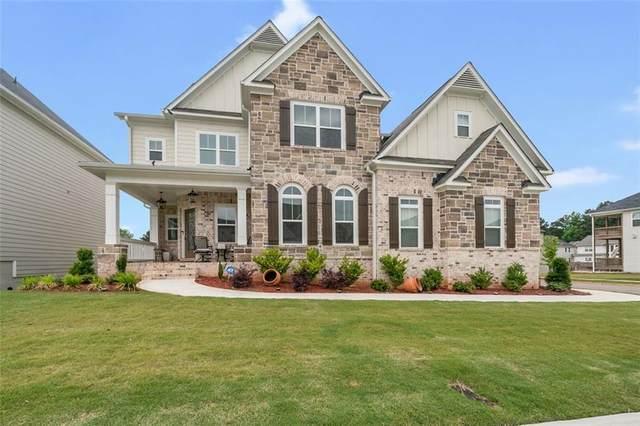 501 Coachman Circle, Canton, GA 30115 (MLS #6893673) :: 515 Life Real Estate Company