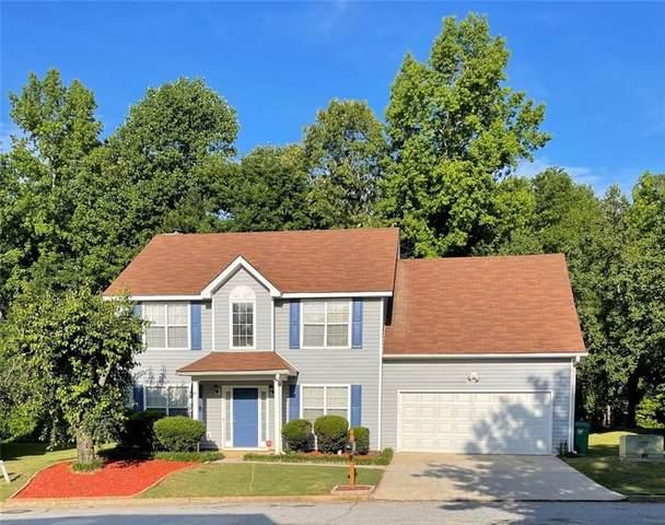 6011 Kingston Wood Way, Lithonia, GA 30038 (MLS #6893713) :: North Atlanta Home Team