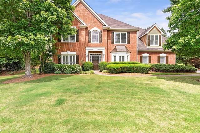 1305 Briers Creek Drive, Alpharetta, GA 30004 (MLS #6893731) :: 515 Life Real Estate Company