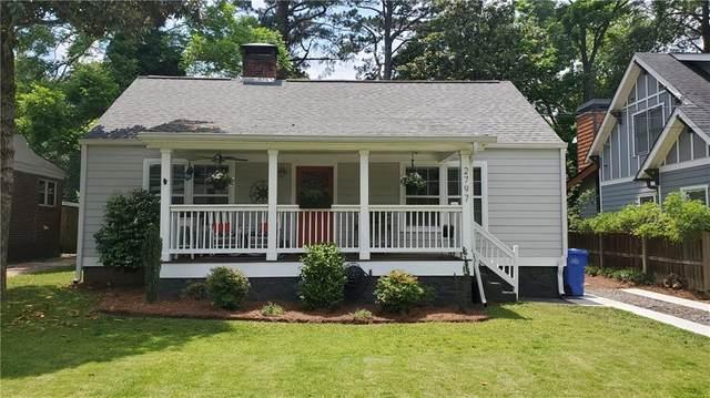 2797 NE Pharr Road NE, Atlanta, GA 30317 (MLS #6893748) :: 515 Life Real Estate Company
