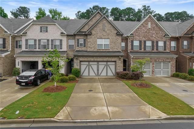 1485 Hampton Oaks Drive, Alpharetta, GA 30004 (MLS #6893757) :: North Atlanta Home Team