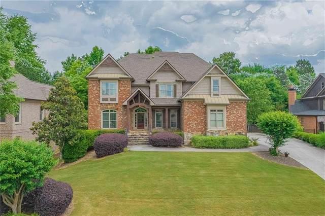 2505 Weber Heights Way, Buford, GA 30519 (MLS #6893796) :: North Atlanta Home Team