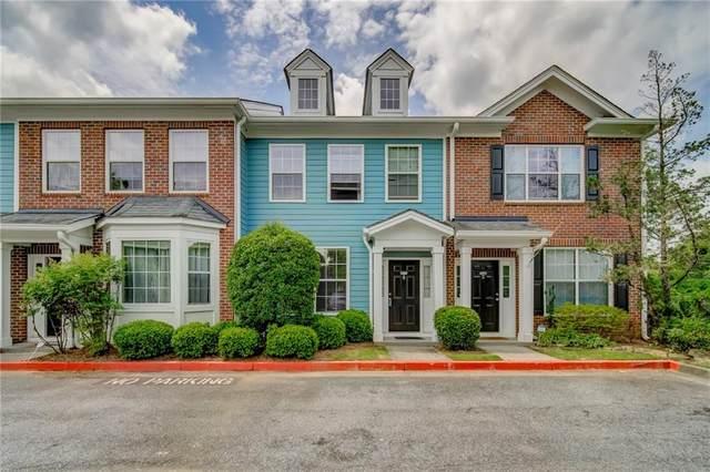 369 Pine Hill Place, Norcross, GA 30093 (MLS #6893815) :: North Atlanta Home Team