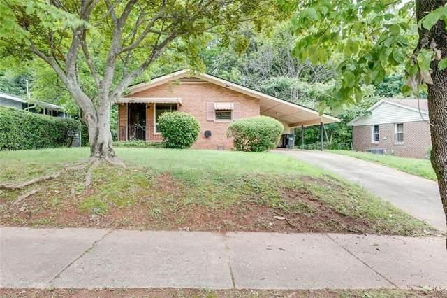1265 Calhoun Avenue, Atlanta, GA 30344 (MLS #6893824) :: Scott Fine Homes at Keller Williams First Atlanta