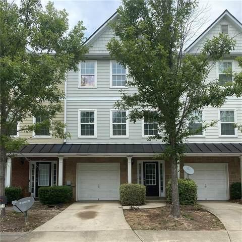 6370 Redan Square #143, Lithonia, GA 30058 (MLS #6893829) :: North Atlanta Home Team