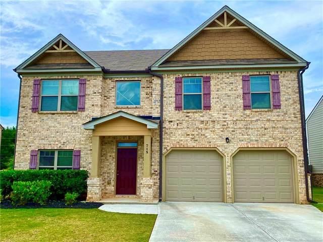 715 Mulberry Park Circle, Dacula, GA 30019 (MLS #6893835) :: North Atlanta Home Team