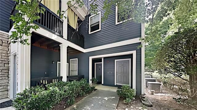 1575 Ridenour Parkway NW #823, Kennesaw, GA 30152 (MLS #6893843) :: North Atlanta Home Team