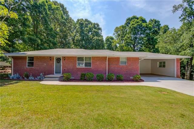 2643 Lee Land Road, Gainesville, GA 30507 (MLS #6893882) :: Lucido Global