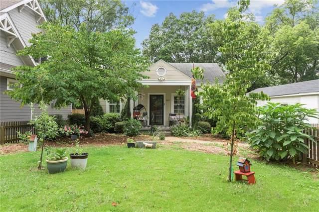 837 East Lake Drive, Decatur, GA 30030 (MLS #6893915) :: AlpharettaZen Expert Home Advisors