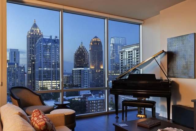 20 10th Street #2004, Atlanta, GA 30309 (MLS #6893937) :: RE/MAX Prestige