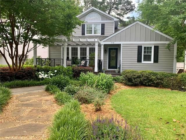 719 Courtenay Drive NE, Atlanta, GA 30306 (MLS #6894024) :: The Cowan Connection Team