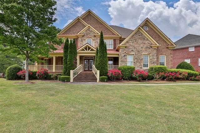 2007 Hunters Green Circle, Lawrenceville, GA 30043 (MLS #6894032) :: Charlie Ballard Real Estate